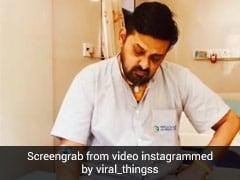 वाजिद खान ने हॉस्पिटल में रहकर जबरदस्त अंदाज में बजाया पियानो, 3 लाख से भी ज्यादा बार देखा गया Video
