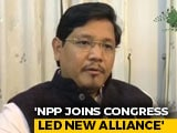 Video : For Conrad Sangma's Anti-Congress Party, Manipur Alliance Hard To Explain