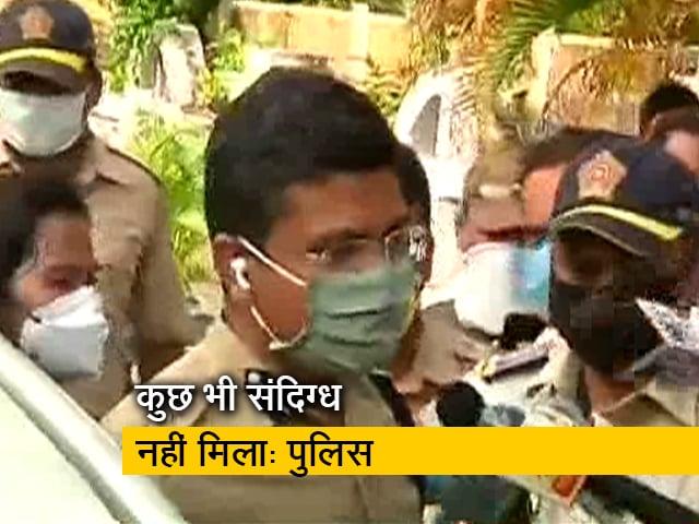 Videos : सुशांत सिंह राजपूत के फ्लैट में ही मिला शव : पुलिस