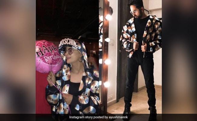 In Ayushmann Khurrana vs Tahira Kashyap, Gender Fluid Fashion Won