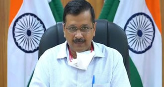 At COVID Hospital Launch, Arvind Kejriwal Flags Shortage Of ICU Beds In Delhi