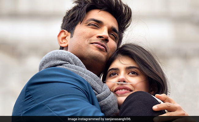 'Let's Not Make It About The Size Of The Screen:' Dil Bechara Actress Sanjana Sanghi On Film's Online Release