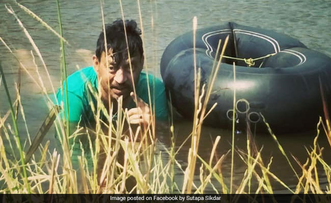 'I Know It's From You To Me': Mumbai Rain Reminds Irrfan Khan's Wife Sutapa Sikdar Of Him