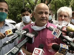 BJP Has Left East, North Delhi Civic Bodies Bankrupt: Manish Sisodia