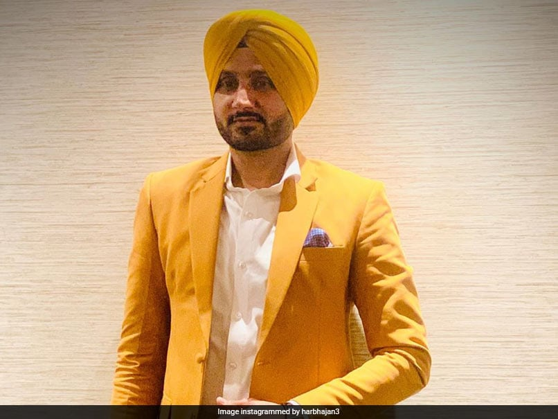 """Harbhajan Singh Shares Poster Of Debut Movie """"Friendship"""". See Pic"""