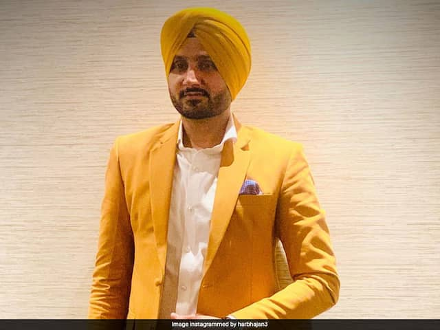 "Harbhajan Singh Shares Poster Of Debut Movie ""Friendship"". See Pic"