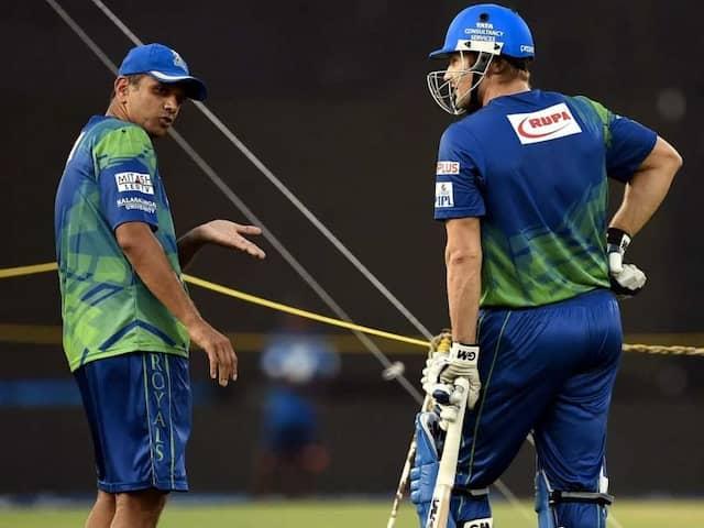 Shane Watson Calls Rahul Dravid