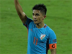 Enjoying My Football, Not Going Away Anytime Soon: Sunil Chhetri