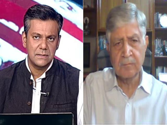 "Video : ""Losing Information War"": Ex-Army Chief VP Malik To NDTV On India-China Clash"