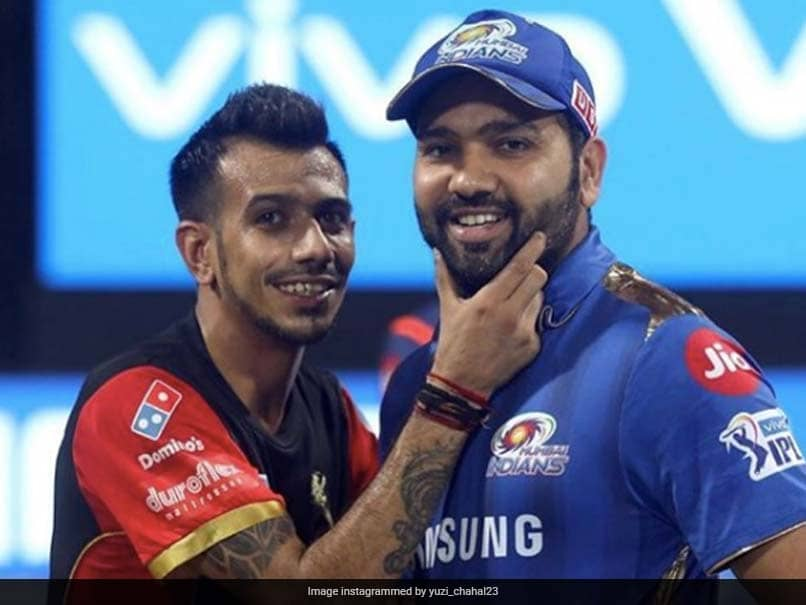 Yuzvendra Chahal Shares Morphed Pic Of Rohit Sharma, Fans Come Up With Hilarious Memes