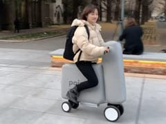 Japanese Students Design An Inflatable Portable e-Bike
