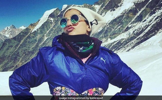 Kubbra Sait's Perfect Outfit In World Environment Day Post On 'Co-Existing'