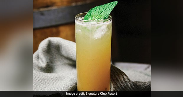 Summer Diet: Try This Litchi Ginger Cooler At Home To Beat The Heatwave