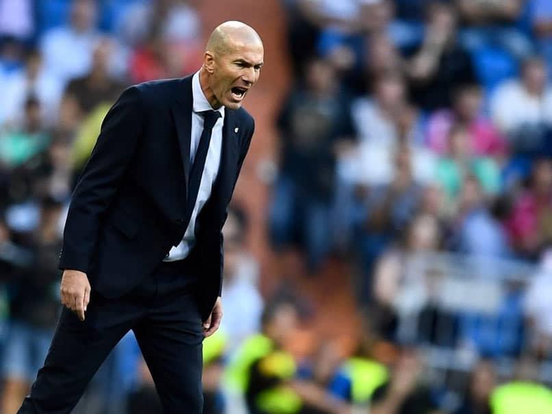 Zinedine Zidane Tells Real Madrid To Adopt World Cup Mentality For La Liga Finish