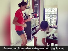 Gul Panag And Son Nihal Dance Their Heart Out In This Adorable Video