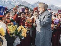 PM मोदी ने लद्दाख मामले में कहा- भारत की भूमि पर आंख उठाकर देखने वालों को...