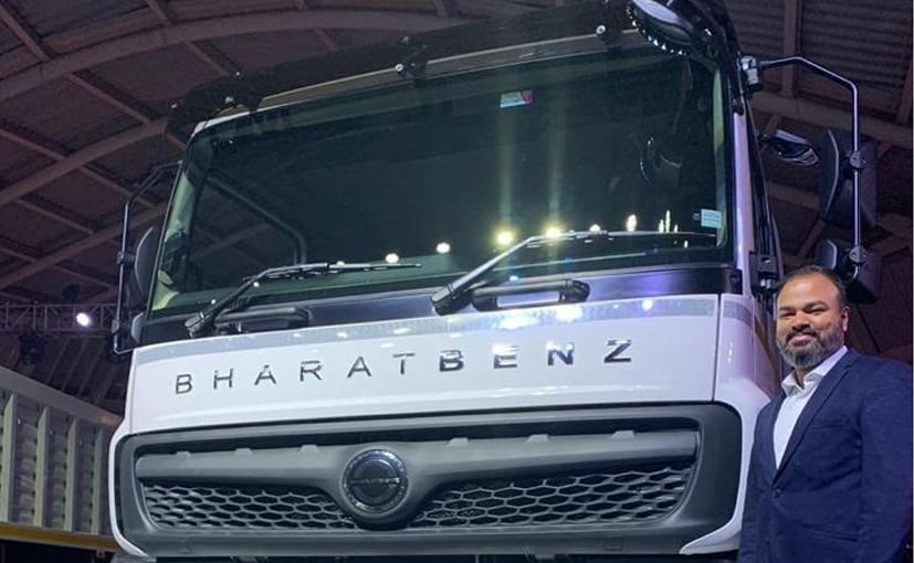 BharatBenz Launches 5228TT- Tractor Trailer In India