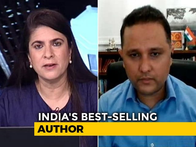 Video: When Indians Are United, We Are Unbeatable: Author Amish Tripathi