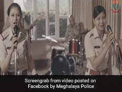Watch: Meghalaya Cops Reimagine John Lennon Song As Anti-Drug Anthem