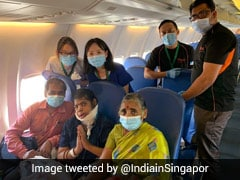 Cancer Patient Flown From Singapore To India To Fulfil Her Last Wish