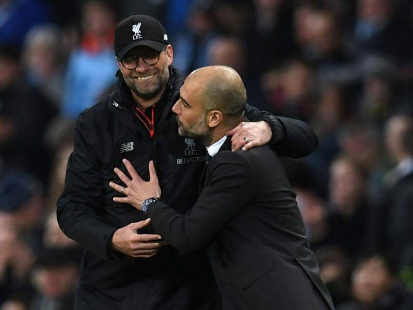 "Manchester City Will Give ""Exceptional"" Liverpool Guard Of Honour: Pep Guardiola"