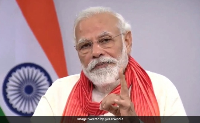 'I Salute Them All': PM Honours All Those Who Stood Up Against Emergency