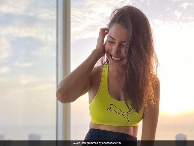 Anushka Sharma posts new 'sunlight' pic, hubby Virat can't stop gushing
