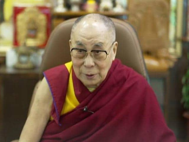 Video : Amid Covid Crisis, How To Overcome Sorrow, Loneliness: The Dalai Lama Explains