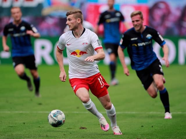 RB Leipzig Pour Cold Water On Timo Werner Chelsea Talk