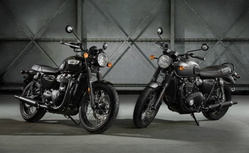 Both the T100 Black and T120 Black will be launched on June 12, 2020