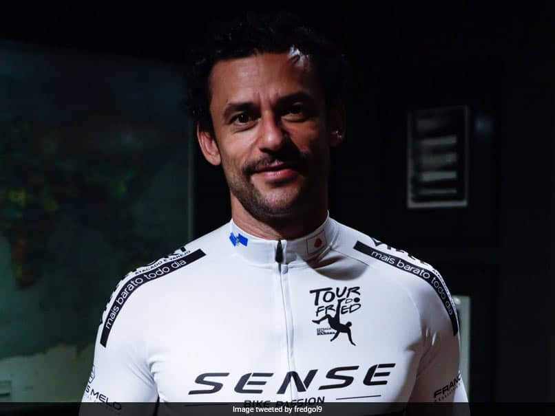 Coronavirus: Ex-Brazil Footballer Fred To Cycle 600 Km To Training To Raise Money For Poor Families