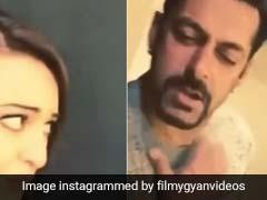 HBD Sonakshi Sinha: सलमान खान ने शत्रुघ्न सिन्हा बन पूछा 'श्याम कहां है', तो एक्ट्रेस ने यूं दिया जवाब- देखें Video