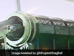 Bhupesh Baghel Inaugurates Chhattisgarh's Biggest Solid Waste Processing Plant