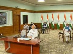 लद्दाख मुद्दे पर पीएम की सर्वदलीय बैठक, कांग्रेस ने पूछे सवाल तो अन्य दलों ने दिखाई सरकार के साथ एकजुटता