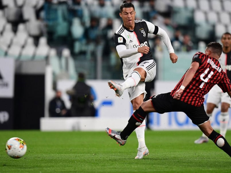 Juventus Squeeze Past AC Milan To Reach Cup Final As Football Returns To Italy