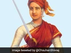 Rani Lakshmibai, Embodiment Of Courage, Remembered On Death Anniversary