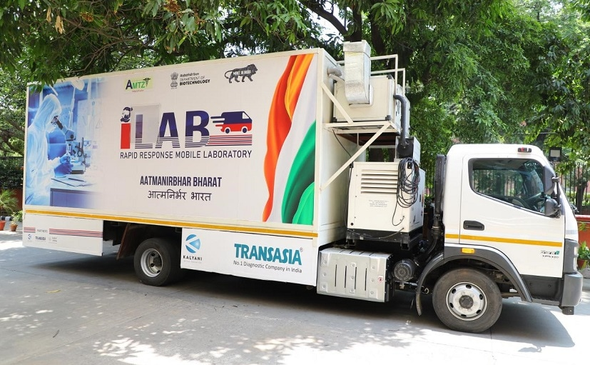 50 such mobile testing labs will eventually be deployed in remote parts of the country.