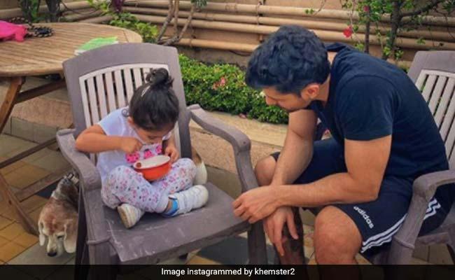 Kunal Kemmu's Pic With His 'Personal Little Sunshine' Inaaya Is Pure Love