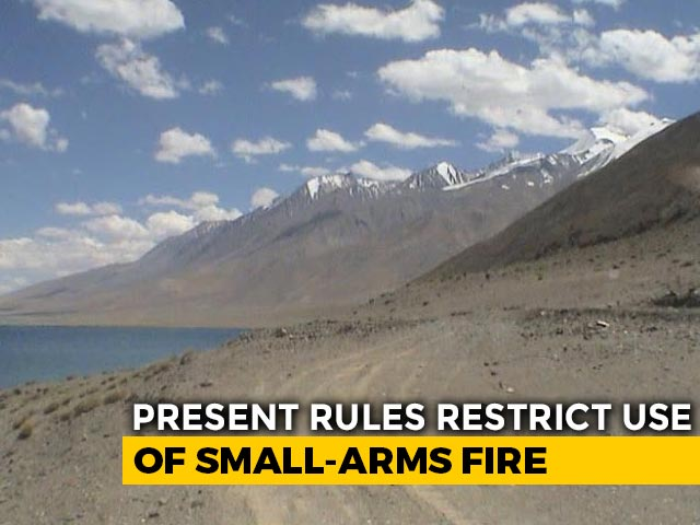 Video : Army Looking At Changing Rules Of Engagement After Ladakh Clash: Sources