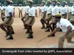Viral Video: Police Training In Telangana To The Tune Of Mohammed Rafi