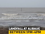 Video : Alibaug, Popular Getaway Near Mumbai, Preps For Cyclone Nirsarga Impact