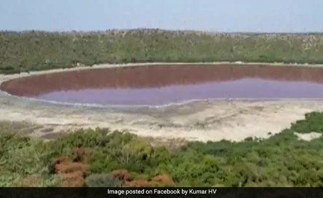 50 हजार साल पहले उल्कापिंड गिरने से यहां बनी थी झील, रातोंरात झील का पानी हो गया गुलाबी, वैज्ञानिक हैरान