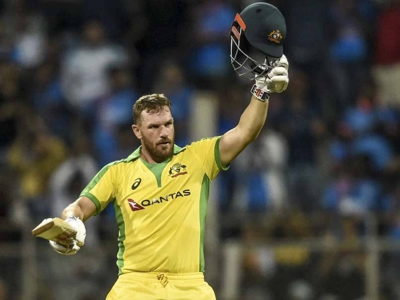 Aaron Finch Looking To Groom Young Talents For 2023 World Cup