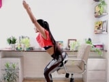 Video: Sponsored: Work-From-Home Yoga