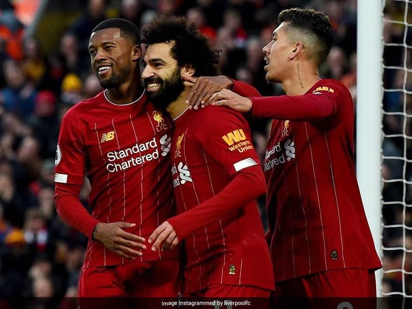Premier League: Liverpool Take Centre Stage As Title Countdown Recommences