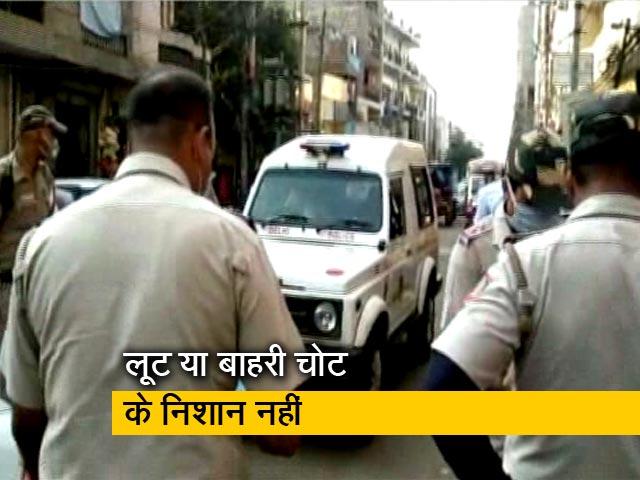 Video : कार में संदिग्ध हालात में मिला दिल्ली पुलिस के इंस्पेक्टर का शव