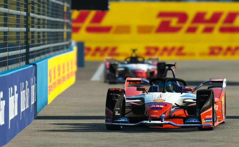 The 3 star accreditation signifies that Mahindra Racing has net zero carbon footprint in Formula E