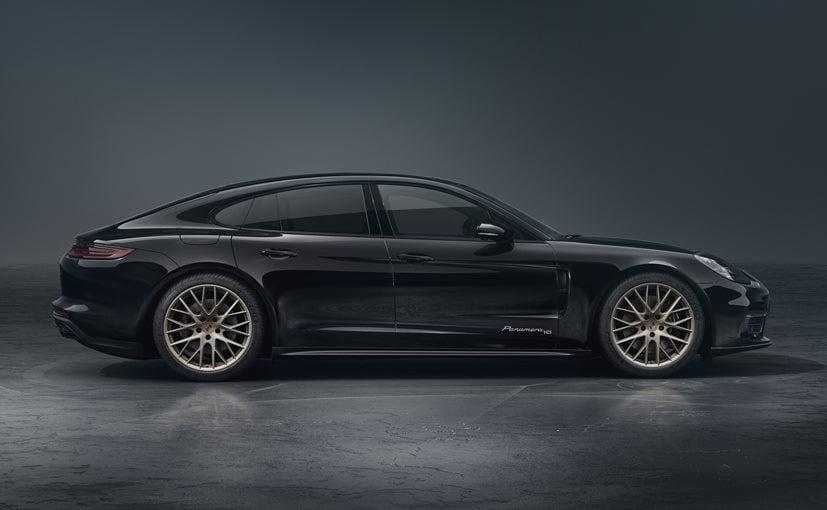 Porsche Panamera 4 10 Years Edition Unveiled