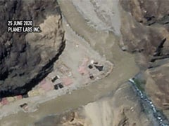 लद्दाख में पीछे हट रहा चीन, टेंट भी हटाए गए- सैनिकों की संख्या में भी की गई कमी
