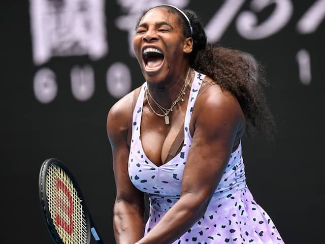 Serena Williams plays in US open as she set eye on this big   record